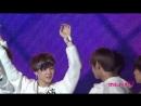 131006 BTS Dream Cocert Ending V forcus