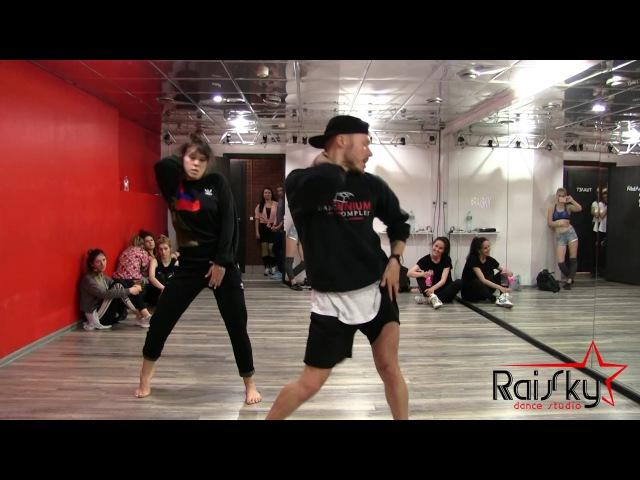 Crazy - Teemid & Joie Tan (Gnarls Barkley Cover) | choreography by Kolya Barni