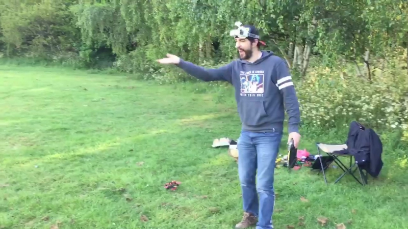 Carlos Costa How to FPV like a bause