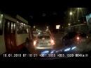 ▶ 24 маршрутка КВ168 66RUS выезжает за стоп линию на красный и не уступает встречному п