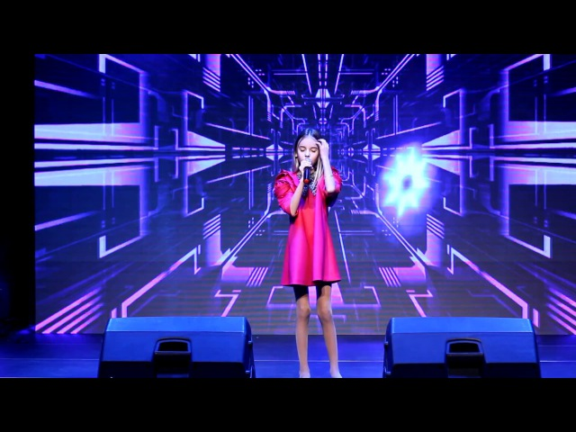 Andra Day - Rise up (cover by Daneliya) Eurovision Junior 2017,Tbilisi