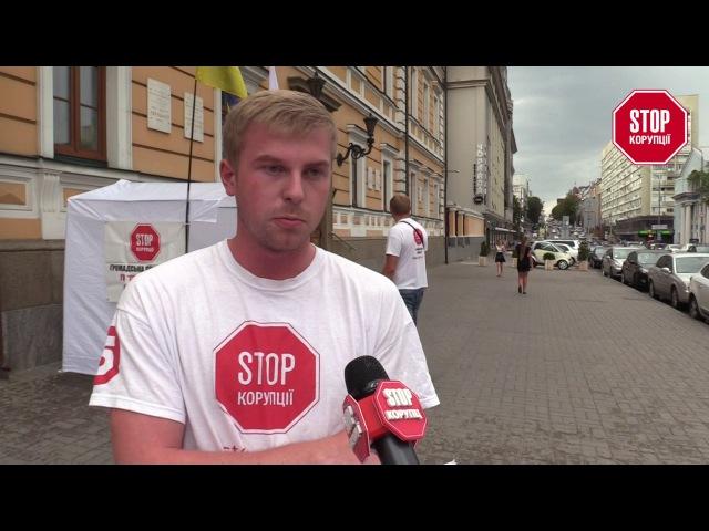 Звернення до Президії Академії Наук про звільнення Олега Рафальського