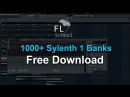 1000 EDM Sylenth1 Soundbanks (Free Download)