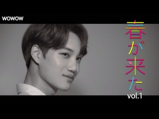 """VIDEO 171208 Kai @ """"Spring Has Come"""" Behind the Scenes"""