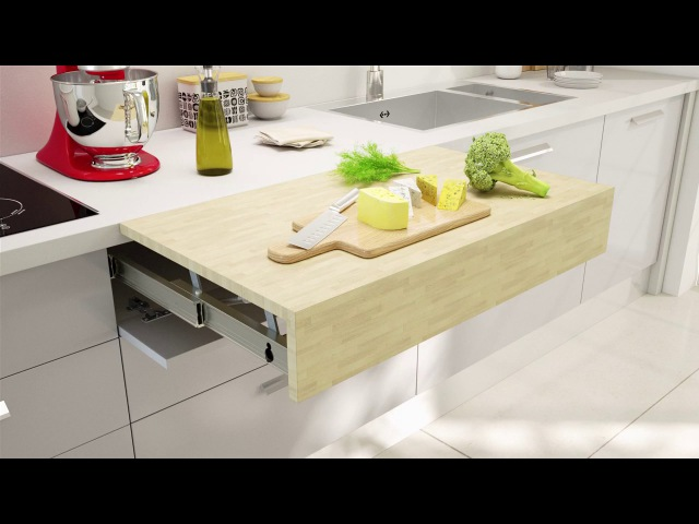 OPLA TOP Pull Out Table | BPF