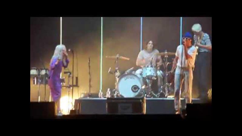 Paramore Scooby's in the Back Zac Farro Live at VOLT Festival 2017