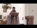 Воздвижение Честнаго и Животворящего Креста Господня в Казанском женском монастыре г В-Волочёк