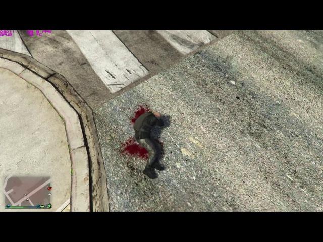 GTA Online Недопаркур взлеты и падения Funny Feilies