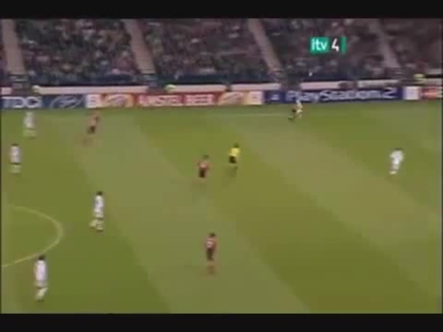 Zidane Goal vs Bayer Leverkusen Champions League belliever