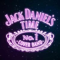Логотип Jack Daniels Time * группа на юбилей, корпоратив