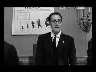 IL MORALISTA di Giorgio Bianchi con Alberto Sordi e Vittorio de Sica