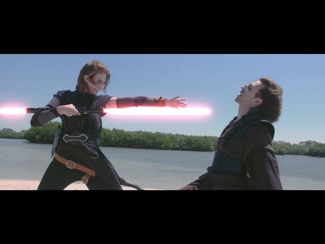 [Star Wars Fan Film] The Last Hope - Kylo Ren vs Rey [2K]