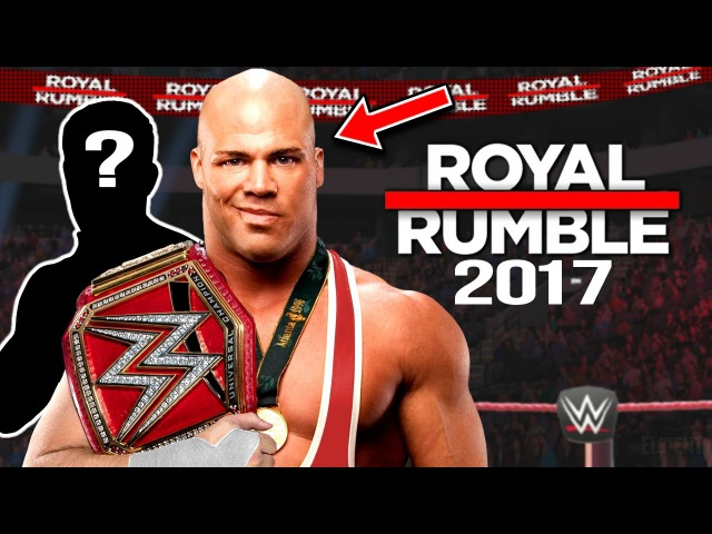 WWE Royal Rumble 2017 Top 5 Mystery Entrants Returns