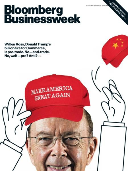 Bloomberg Businessweek USA January 30 February 5 2017 vk com stopthepress