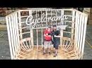 Cyclorama: Cyc Wall Framing Kit
