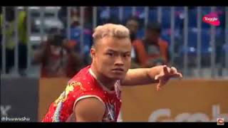 14 ЧМ по спортивному ушу 2017 |SEA GAMES 2017|Mens Nanquan| 🇻🇳 Cao Khac Dat