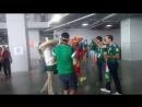 Мексиканские болельщики кричалка