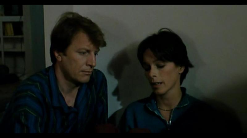 ЛЮБОВЬ НА ТРАВЕ 1984 траги комедия Жак Ривет 720p