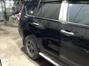 Наши работы по Toyota Land Cruiser Prado 150 продолжение 2 : Кузовные работы по задней правой двери, верхней правой стойки, переднего правого крыла, капота. Покраска задней правой двери, верхней правой стойки, переднего правого крыла и капота.
