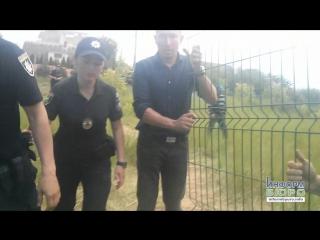 Земельна афера по-харківськи: поліція та прокуратура у змові
