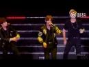 BTS concert in Nanjing - Baepsae Taehyung focus