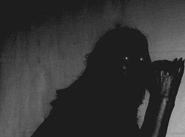 Призрак в погонах и нечто страшное