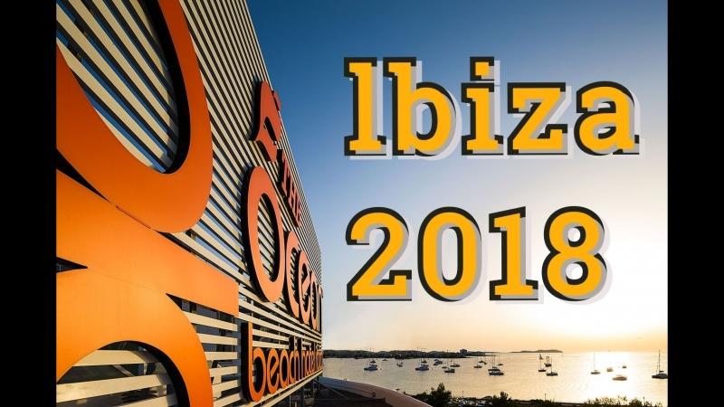 Ocean Beach Ibiza - HotBed 20th June 2018✈🌴☀