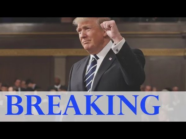 Trump Signs Highest Priority Executive Order In His Tenure