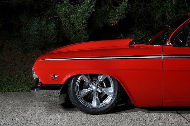 Chevy Impala 1962 года: самый правильный кастом, изображение №15