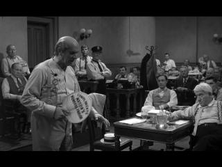Пожнешь бурю / Inherit the Wind / 1960. Режиссер: Стэнли Крамер