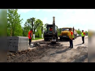 Алексей Ладыков проверил, как ремонтируют дороги в Чебоксарах.