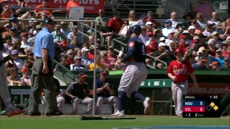 Alex Bregman (Astros @ Cardinals)