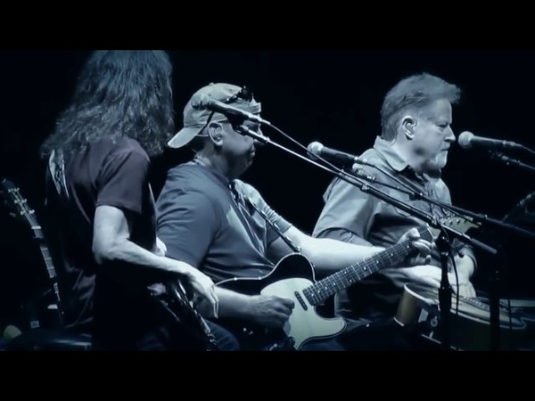 The Eagles with Bernie Leadon Reunited a rare live performance peaceful easy feeling