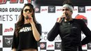 Urvashi Rautela And Amit Sadh Attends Ride For Road Safety 2018