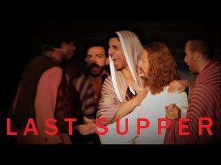 Ted Neeley - Last Supper. Jesus Christ Superstar. Rotterdam. .