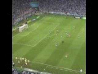 Segundo gol do inter no grenal aula de toque de bola