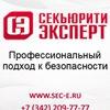 Системы безопасности «Секьюрити Эксперт»