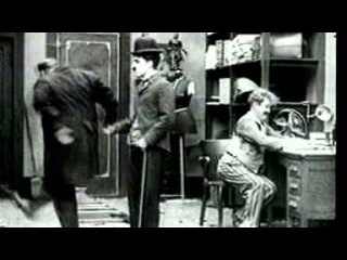Charlie Chaplin's  The Pawnshop (1916) - funny classic video