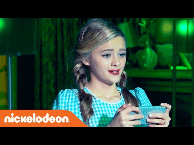 Lizzy Greene Performs Together Wonderful Wizard of Quads Music Video | NRDD | Nick