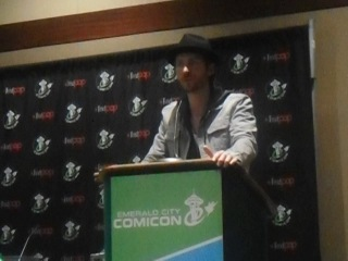 Troy Baker  Emerald City Comicon 2017 Pt.1