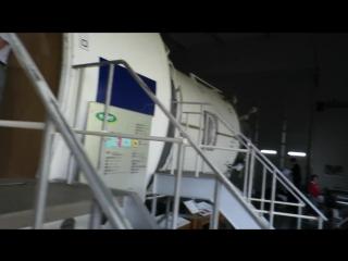 Япония. Настоящая космическая станция МИР в руках японцев