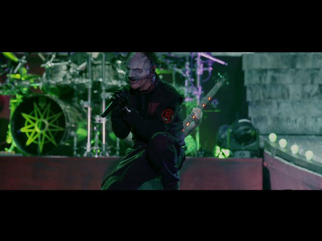 Slipknot - Vermilion (Clip from Day of The Gusano)