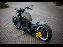 Honda Shadow bobber build vlx 600