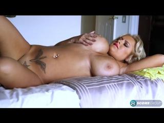 Katie Thornton - Wet Tee Teaser BBW, Big Tits, Solo, Porn, XXX, Порно