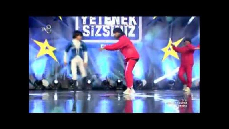 Orxan Ezizov final Biggaboocrew ve diky kavkaz dans qruplari Yetenek Sizsiniz Türkiye 2016