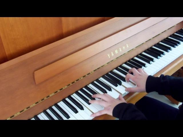 Armin Van Buuren Vini Vici feat Hilight Tribe Great Spirit Piano Arrangement By Danny