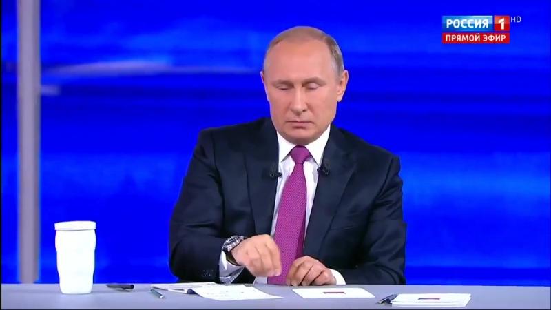 Путин о внуках Если я сейчас о них расскажу их уже не оставят в покое А это нанесет ущерб развитию ребенка Прошу отнестись с