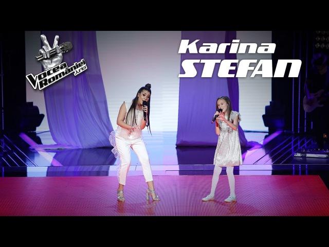 Karina Stefan Nicole Cherry - Cuvintele tale | Finala | Voice Romania Junior 2017