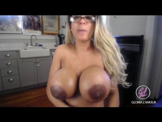 Gloria lamour - step mommy teaches you how to jerk off - man