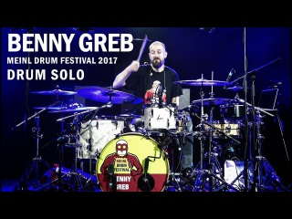 Meinl Drum Festival  Benny Greb Drum Solo